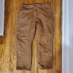 Mens 34X26 Carhartt Work Pants  Carpenter